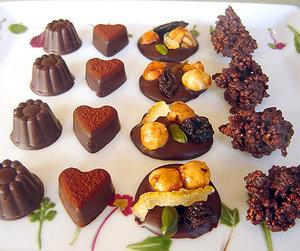 3種のショコラ